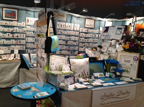 Studio daedre is open at the new york international gift for New york international gift fair
